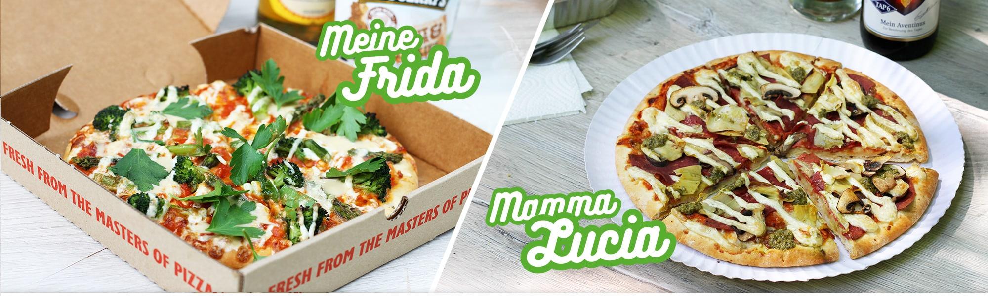 Vegane pizza in bonn bestellen lieferservice edelbei er lizza for Lieferservice bonn