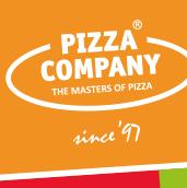 Pizza company logo